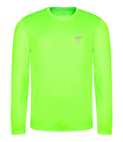 Men's Ultra Cool Wicking Long Sleeve T-Shirt