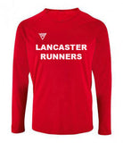 Lancaster Runners Long Sleeve Wicking T-Shirt (Male & Female sizes)