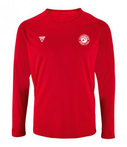 Invicta East Kent AC Men's Long Sleeve Wicking T-Shirt