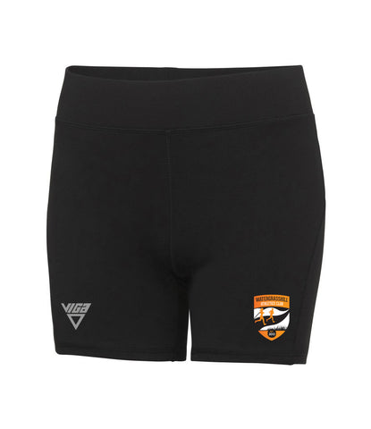 Watergrasshill Athletics Club Ladies Training Shorts