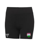 Wibbly Wobbly Wonders Running Club Ladies Training Shorts