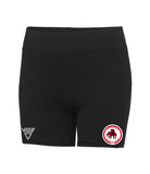 Dumbarton AC Ladies Training Shorts