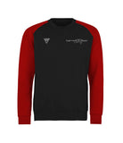 Lancaster Race Series Mens Contrast Sweat Shirt