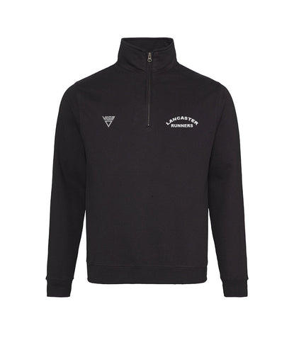 Lancaster Runners Quarter Zip Neck Sweatshirt