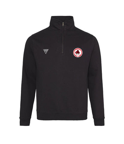 Dumbarton AC Quarter Zip Top