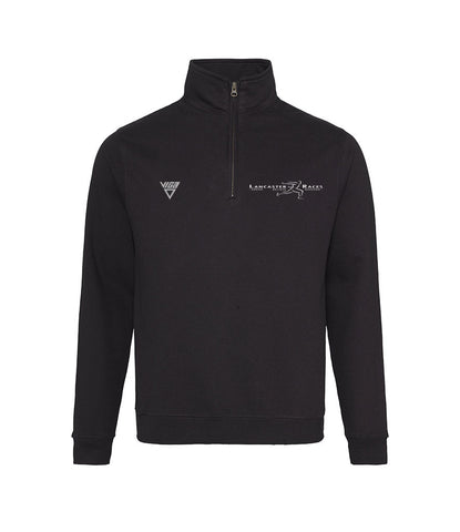 Lancaster Race Series Quarter Zip Neck Sweatshirt