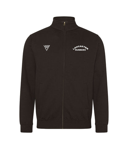 Lancaster Runners Mens Full Zip Top