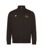 Dunoon Hill Runners Full Zip Sweat Top