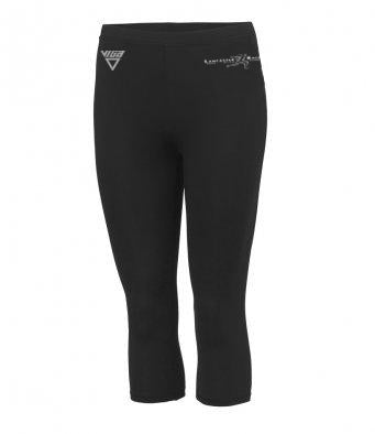 Lancaster Race Series Ladies Capri Pants