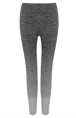 Ladies Seamless Fade Out Leggings