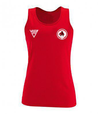 Dumbarton AC Ladies Wicking Training Vest