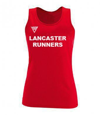 Lancaster Runners Ladies  Wicking Vest
