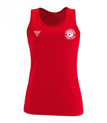 Invicta East Kent AC Ladies & Junior Wicking Vest