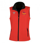 Dunoon Hill Runners Soft Shell Gilet (Male & Female sizes)