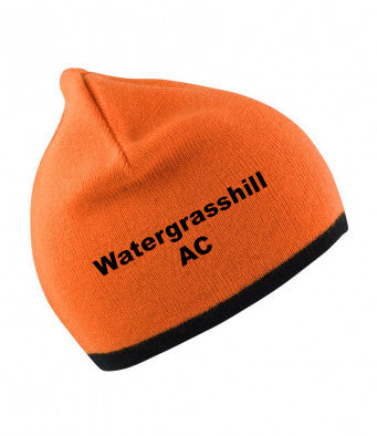 Watergrasshill Athletics Club Beanie