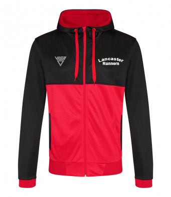 Lancaster runners Red*Black jacket
