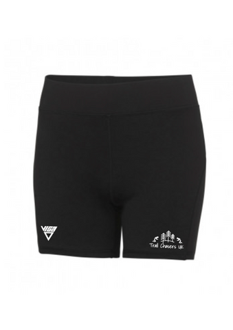 Trail Chasers UK Ladies Training Shorts