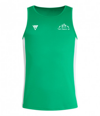 Trail Chasers UK Contrast Vest (Male & Female sizes)