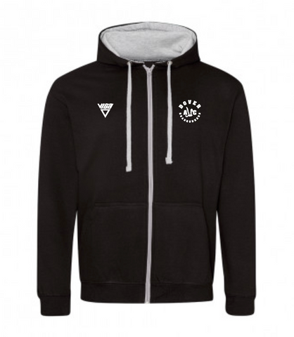 Dover Road Runners Zipped Hoodie (Unisex)
