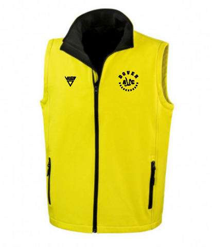 Dover Road Runners Soft Shell Gilet (Male & Female)