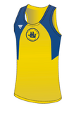 Billericay Striders Running Club Bespoke Vest (Male & Female sizes)
