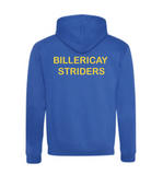 Billericay Striders Running Club Unisex Hoodie