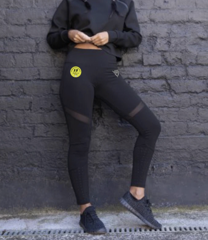 Kimberworth Striders Ladies Panelled Leggings