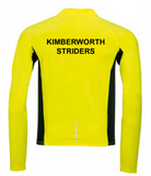 Kimberworth Striders Half Zip Running Top Mens & Ladies Sizes