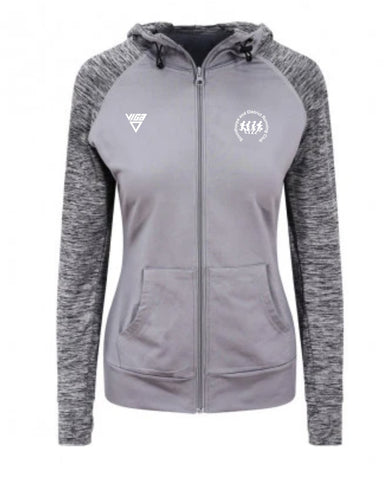 Scunthorpe and District AC Ladies Cool Contrast Hoodie (Best Seller)