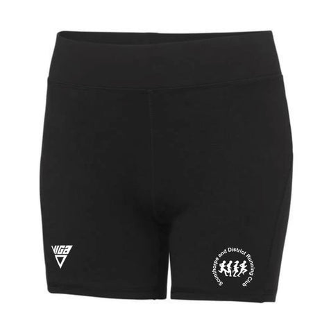 Scunthorpe and District AC Ladies Training Shorts