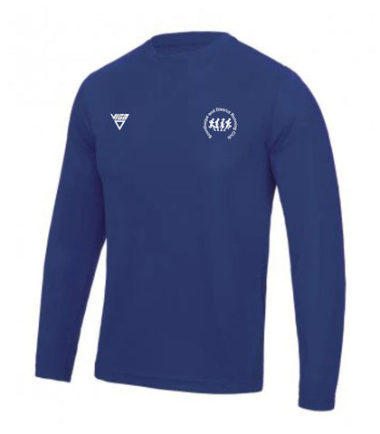 Scunthorpe and District AC Long Sleeve T-Shirt Men's & Ladies Sizes