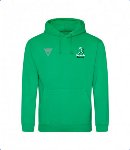 Huncote Harriers Hoodie (Green) Male & Female Sizes