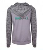 Huncote Harriers Ladies Cool Contrast Hoodie (Best Seller)