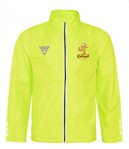 Casked Runners Unisex Running Jacket (Best Seller)