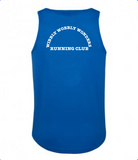 Wibbly Wobbly Wonders Running Club Vest (Male & Female Sizes)