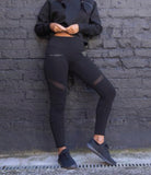 Lancaster Race Series  Ladies Panelled Leggings