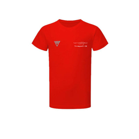 Lancaster Race Series Short Sleeve T-Shirt (Trimpell 20) Male and Female sizes