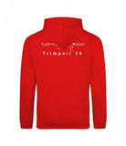 Lancaster Race Series Hoodie (Trimpell 20) Male & Female sizes