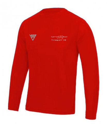 Lancaster Race Series Long Sleeve T-Shirt (Trimpell 20) Male & Female sizes