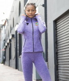 Sutton-in-Ashfield Harriers & AC Ladies Lightweight Running Hoodie (Best Seller)