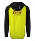 Casked Runners Mens Running Jacket