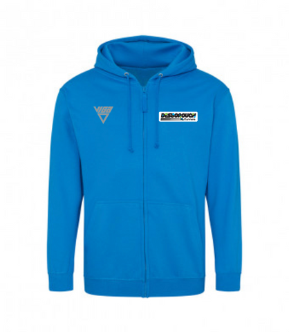Desborough Runners Zipped Hoodie (Male & Female Sizes)
