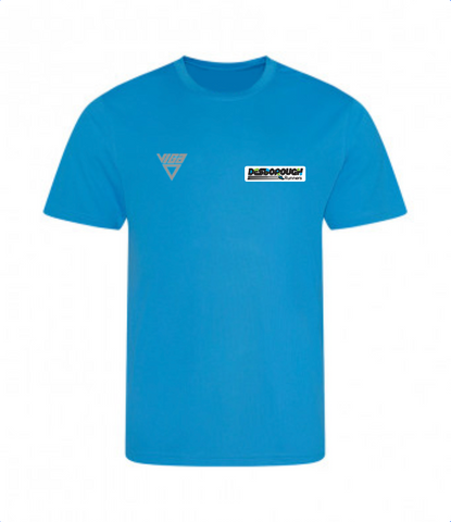 Desborough Runners Short Sleeve T-Shirt (Male & Female Sizes)