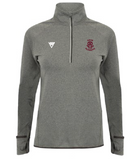 Ripon Runners Ladies Half Zip Top