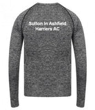 Sutton-in-Ashfield Harriers & AC Seamless Long Sleeve Top