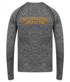 Watergrasshill Athletics Club Seamless Long Sleeve Mens Top