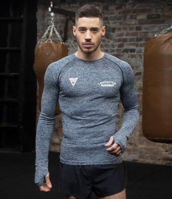 Lancaster Runners Seamless Long Sleeve Top