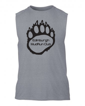 Mud Run Sleeveless Vest
