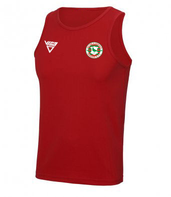 Sutton-in-Ashfield Harriers & A.C. Training Vest (Male, Female & Junior sizes)