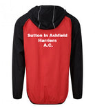 Sutton-in-Ashfield Harriers & A.C. Mens Runners Jacket